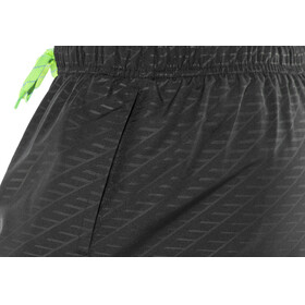 "Nike Swim Core Emboss Volley Shorts Men 4"" Black"
